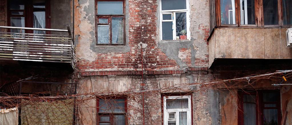 Аварийные дома: нескончаемый эффект дежавю