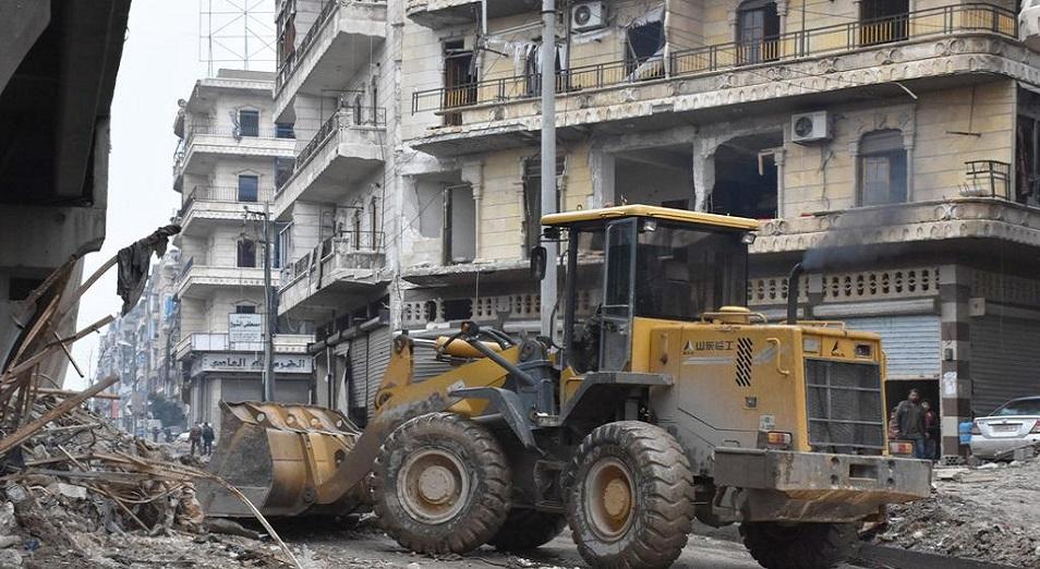 Сирияны қайта құруға қанша қаржы қажет, Сириядағы соғыс, Башар Асад , соғыс