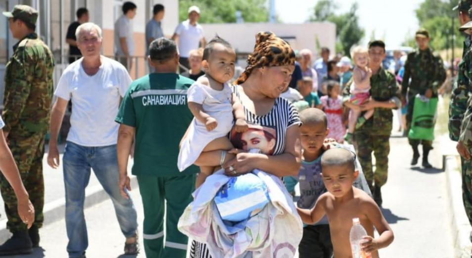 «Атамекен» открыл сбор средств для помощи пострадавшим в городе Арыси