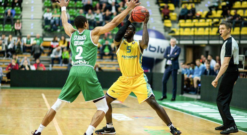 Единая Лига ВТБ: «Астана» впервые побеждает в Казани, Баскетбол, Спорт, Единая лига ВТБ, Астана