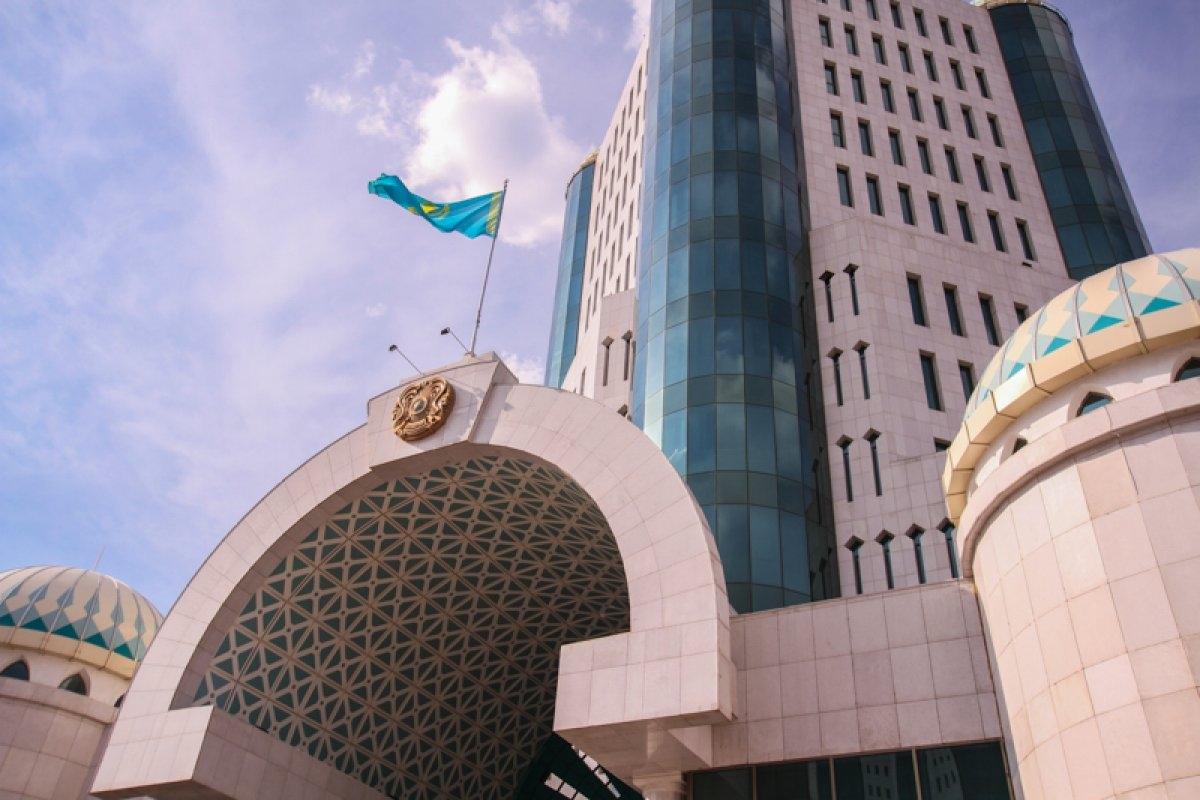 В столице завершились выборы депутатов в сенат парламента РК