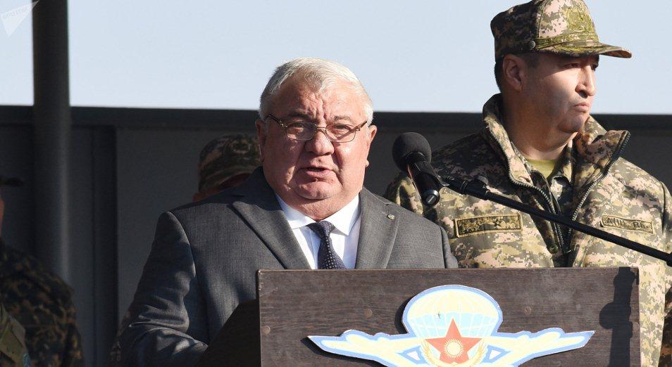 Главе Объединенного штаба ОДКБ продлили мандат