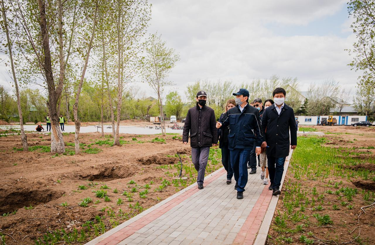Алтай Кульгинов: Готовы рассмотреть передачу парков в доверительное управление