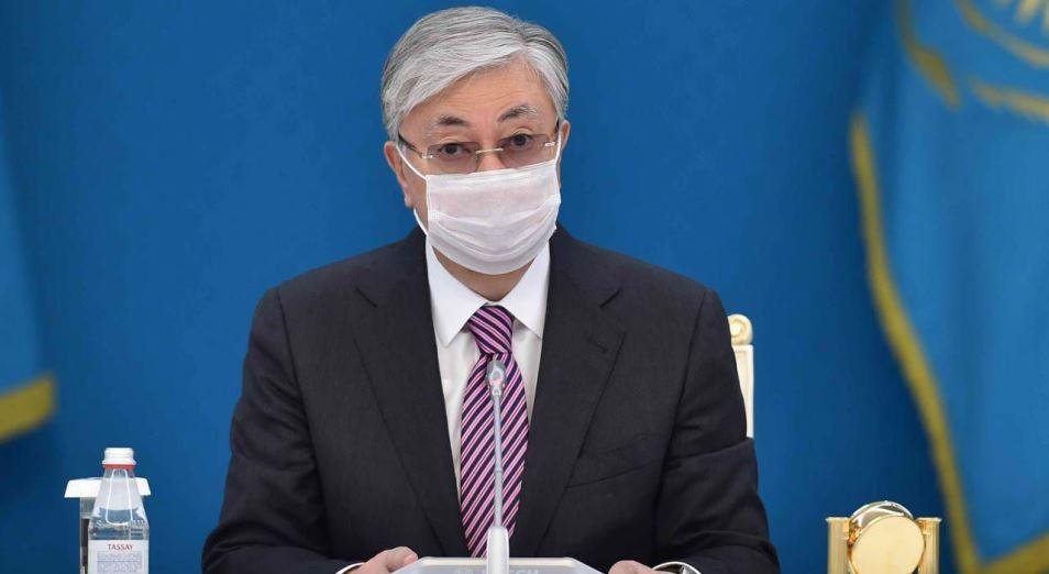 Президент выступил на заседании Национального совета общественного доверия