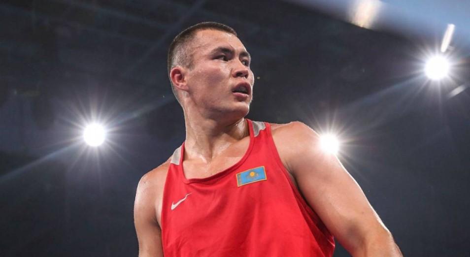 Кункабаев уходит в профи на один бой