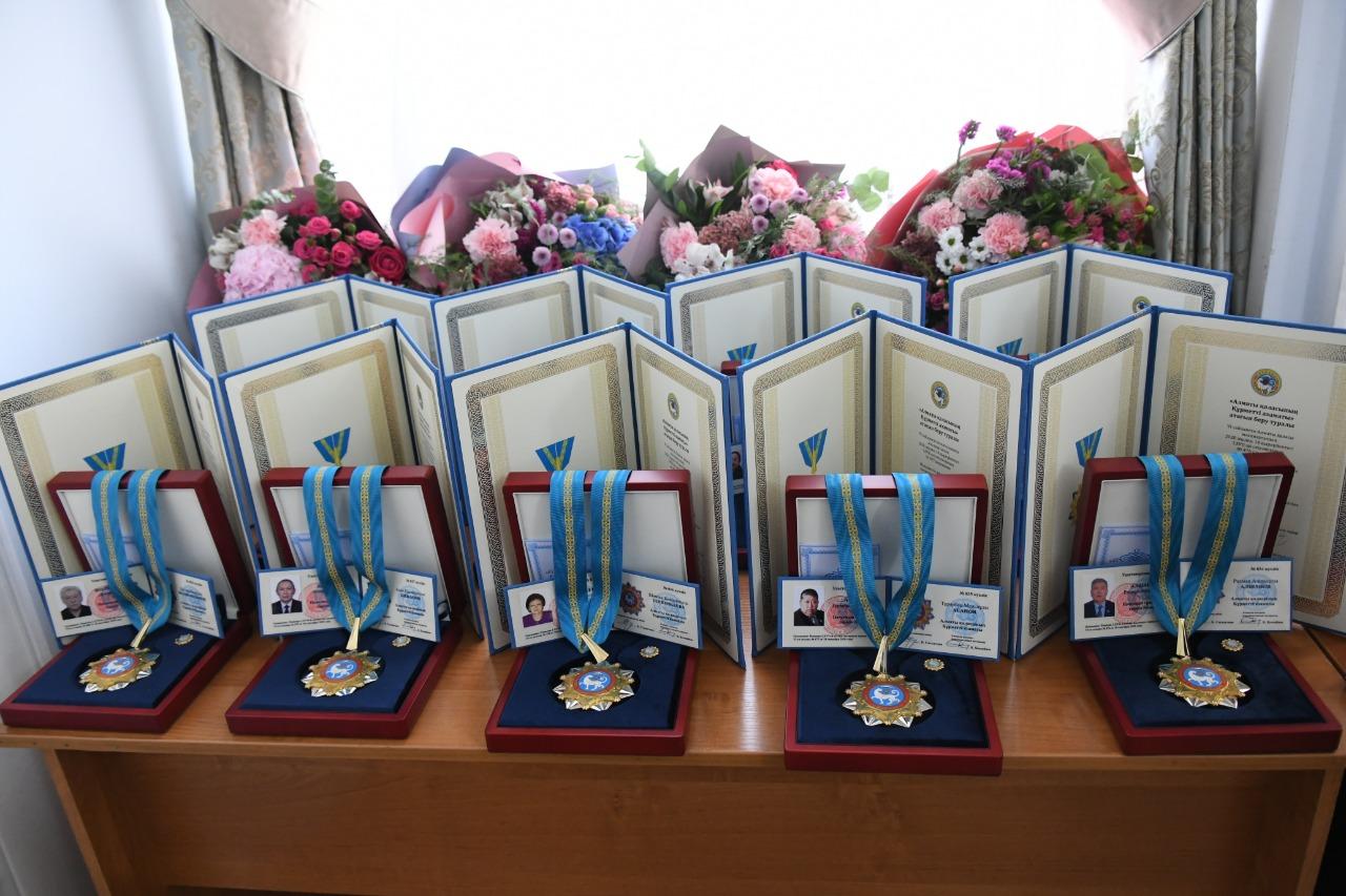 Бакытжан Сагинтаев выразил благодарность горожанам за вклад в развитие Алматы