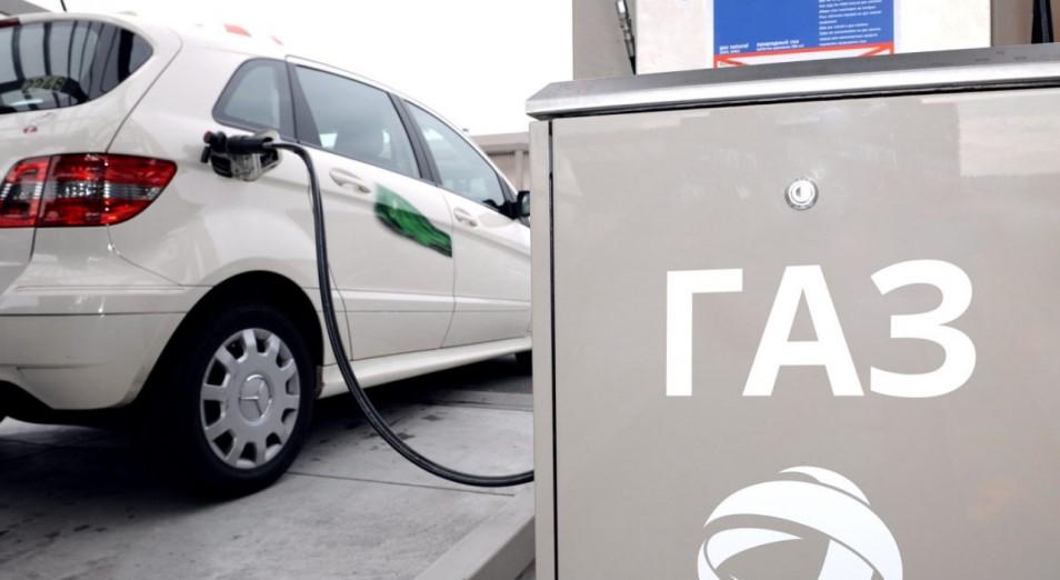 Актюбинцы жалуются на дефицит сжиженного газа на заправках