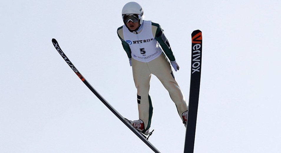 Ткаченко принес Казахстану первую медаль юниорского ЧМ в прыжках с трамплина, Спорт, Прыжки с трамплина, Лыжный спорт, Сергей Ткаченко