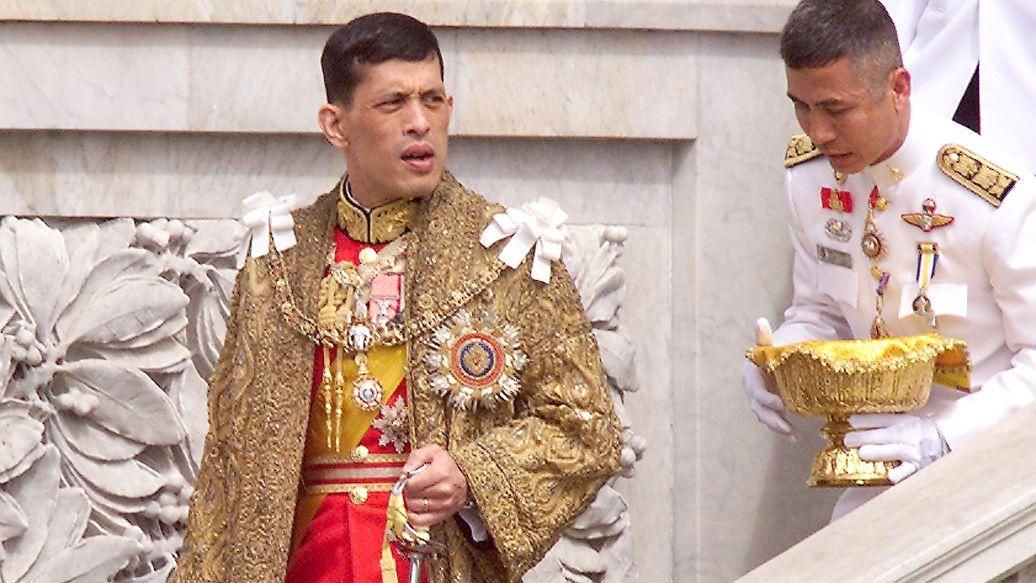 На коронацию короля Таиланда выделили $31 млн