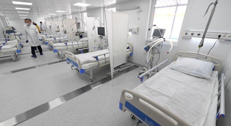 Больничных коек и тестов на COVID-19 в Восточном Казахстане должно хватить на всех