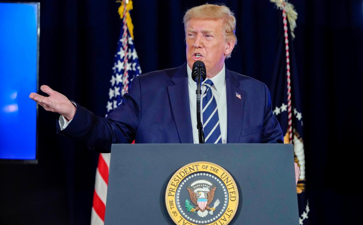 Трамп склоняется к проведению саммита G7 после выборов в США, готов позвать на него Путина