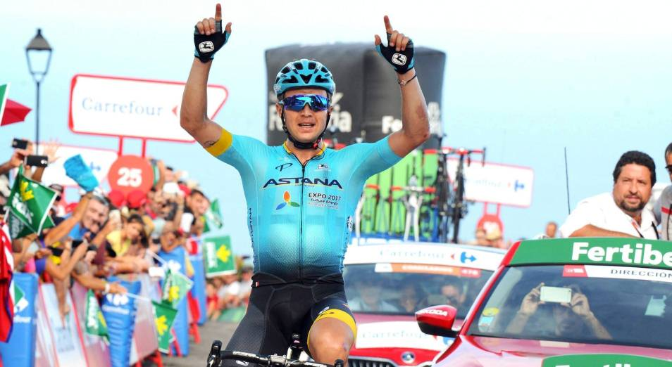 Луценко во второй раз в карьере стал чемпионом страны, Astana Pro Team, Велоспорт, велогонки, Спорт