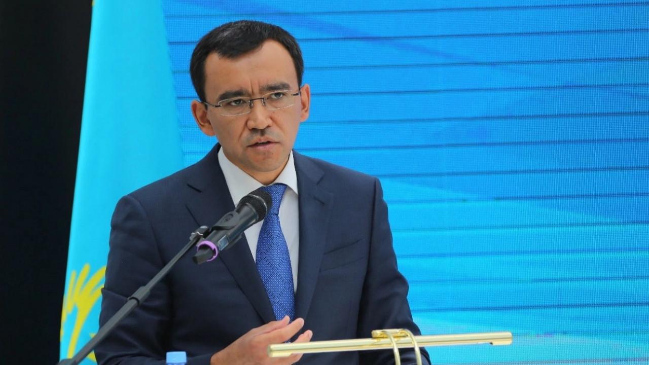 Маулен Ашимбаев: важно сохранить  приграничные населенные пункты