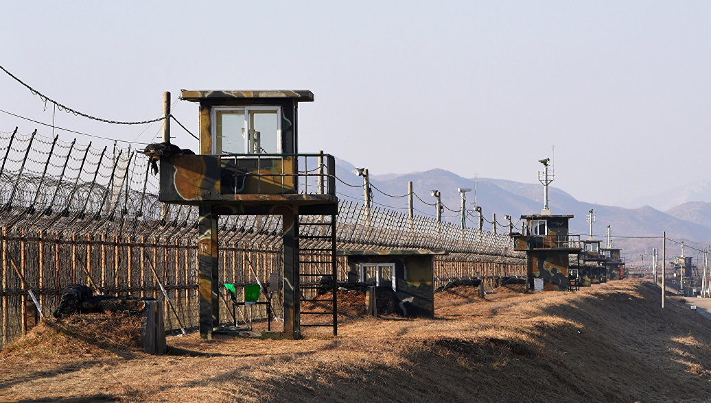 Северокорейский военнослужащий перебежал на Юг