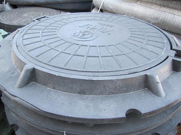 Неметаллические канализационные люки в Астане будут использовать на тротуарах и газонах