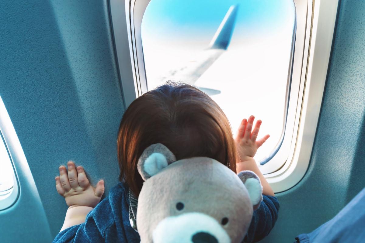 Правительство рассмотрит целесообразность бесплатных полетов для детей