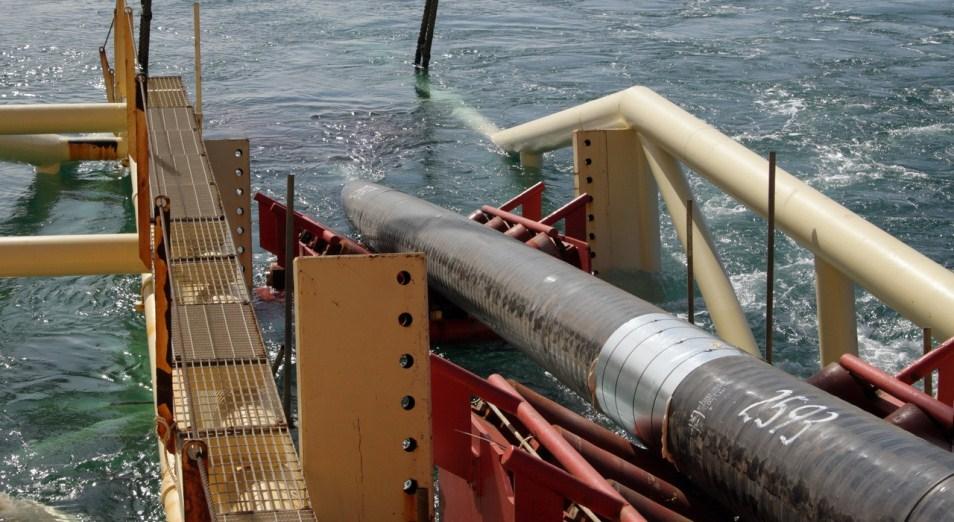 По дну Каспия могут проложить трубопроводы,  Актау , Транскаспийский газопровод, экология,Каспийское море