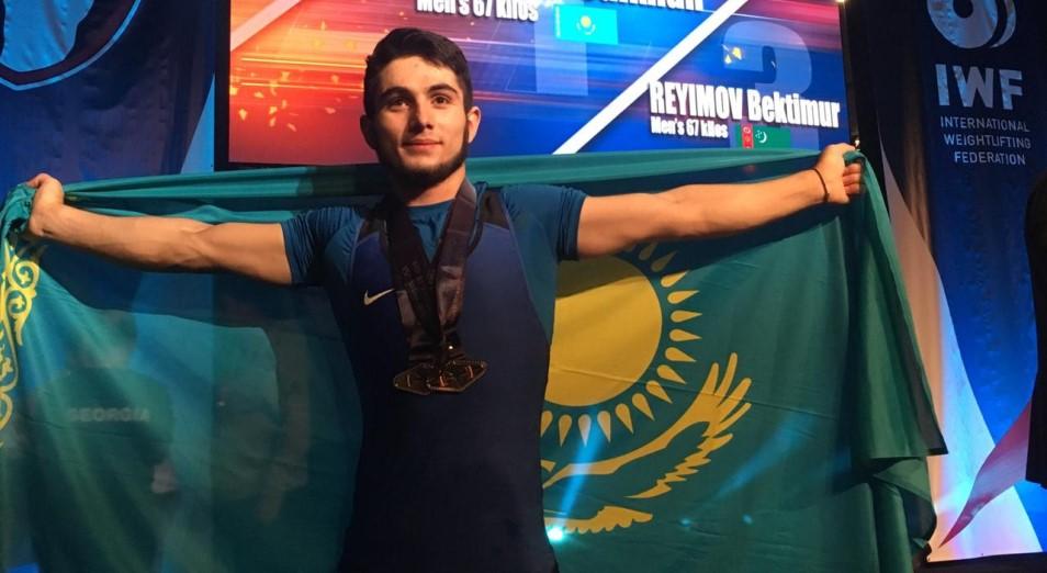 У казахстанских тяжелоатлетов сменился рулевой