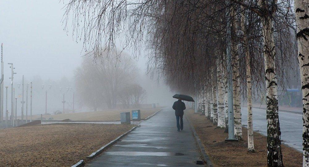 Во вторник Казахстан накроют осадки