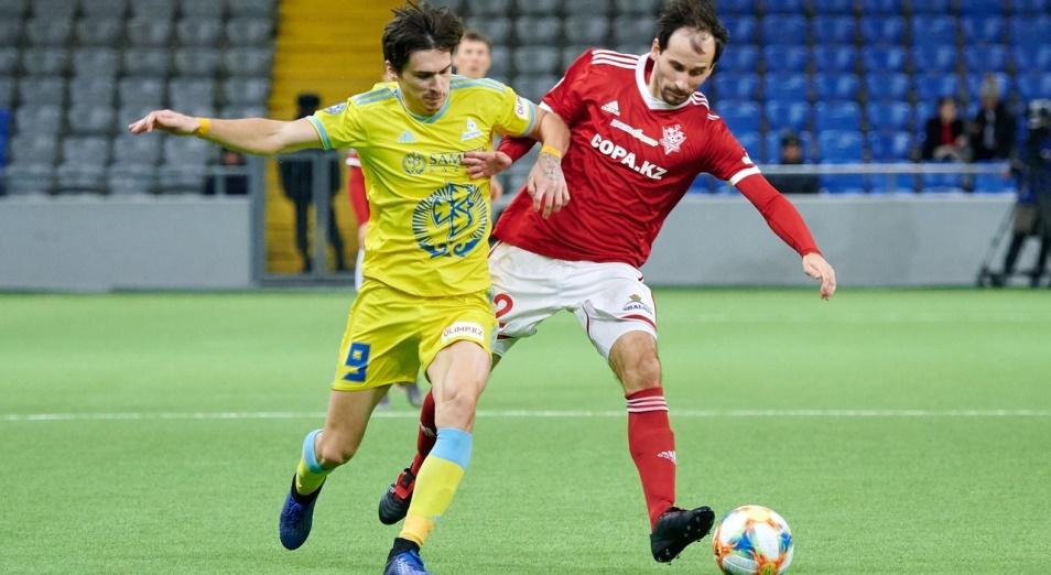 КПЛ: в золотой гонке остались «Астана» и «Кайрат»
