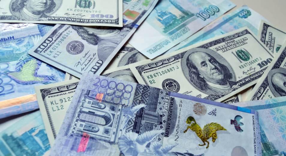 Нестабильность курса тенге усиливает стресс в финансовой системе РК