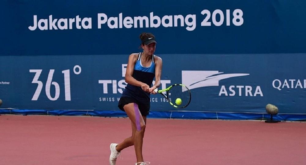 Анна Данилина уступила в финале международного турнира серии ITF
