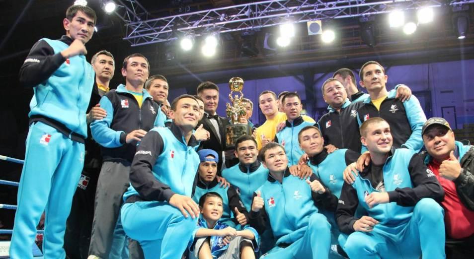 Astana Arlans начали полуфинал WSB с победы на выезде, Бокс, Astana Arlans, Спорт