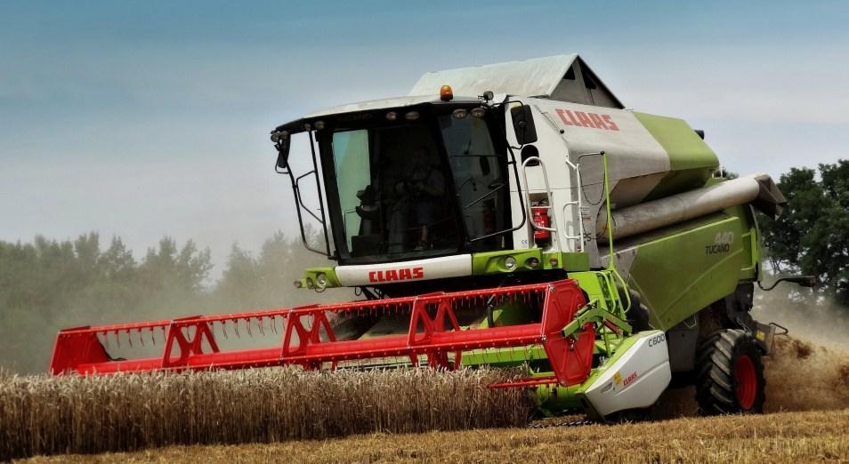 В СКО продали с колёс 29 комбайнов Claas, Комбайны, Сельхозтехника, сельское хозяйство, СКО, Claas Tucano, НДС, Субсидии