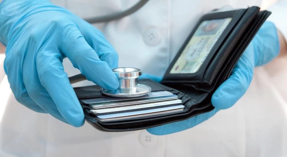 Государство спешит снизить частные расходы на здравоохранение, медицина, здравоохранение, медицинские услуги, Медобслуживание, ГОБМП, ОСМС, Медстрахование, ФСМС