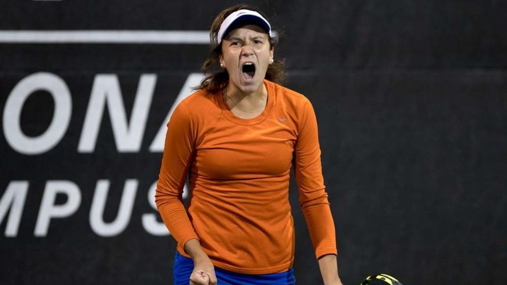 Анна Данилина вышла в финал теннисного турнира Oracle Pro Series