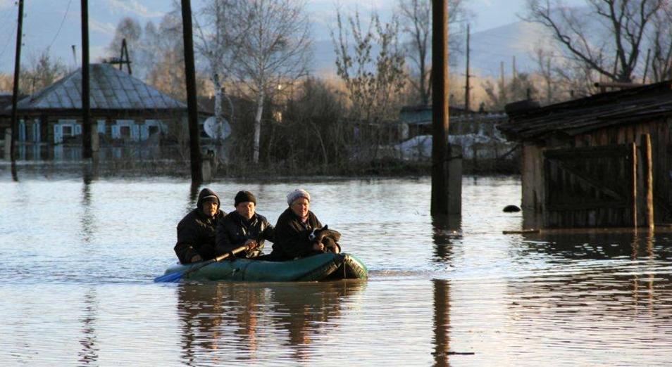 Даниал Ахметов рассказал, где еще ждать паводки, Паводки, подтопления, талые воды, ЧП, Происшествия, ВКО, Эвакуация, Даниал Ахметов