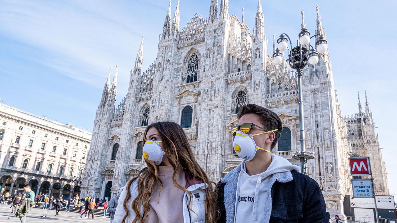 В Италии на месяц закрывают театры, кино и спортзалы