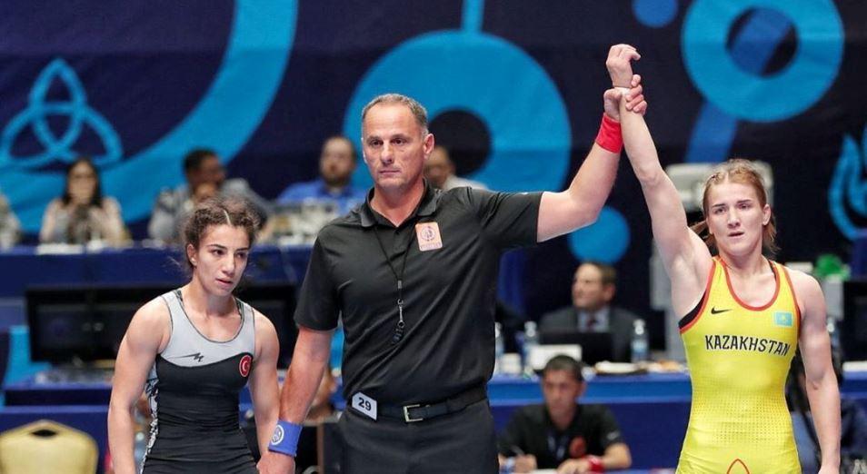 Казахстанка Валентина Исламова пополнила копилку лицензий для Олимпийских игр в Токио