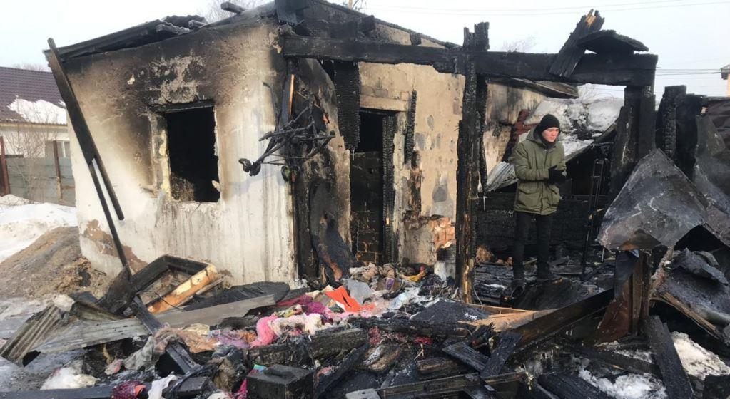 Семья Ситер может получить ключи от квартиры уже на этой неделе, Происшествия, пожар, дети, семья Ситер, жилье