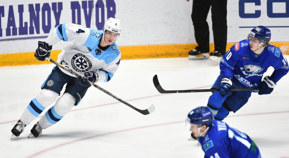 Регулярка КХЛ: «Барыс» вошёл в первую тройку «Востока», Хоккей, Барыс, Спорт, Андрей Скабелка, КХЛ