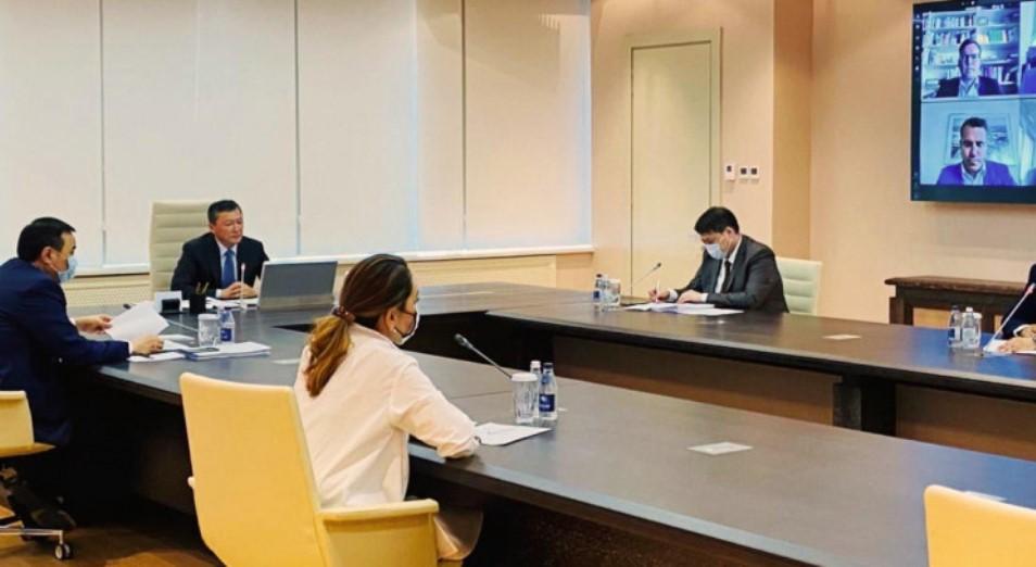 Германия готова к возобновлению экономического сотрудничества с казахстанским бизнесом