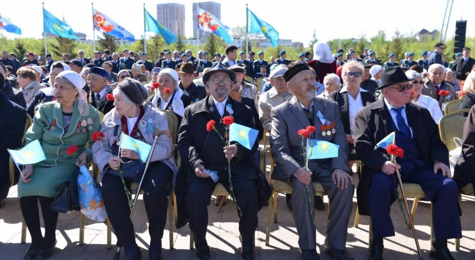Какие выплаты полагаются для ветеранов ВОВ в Казахстане