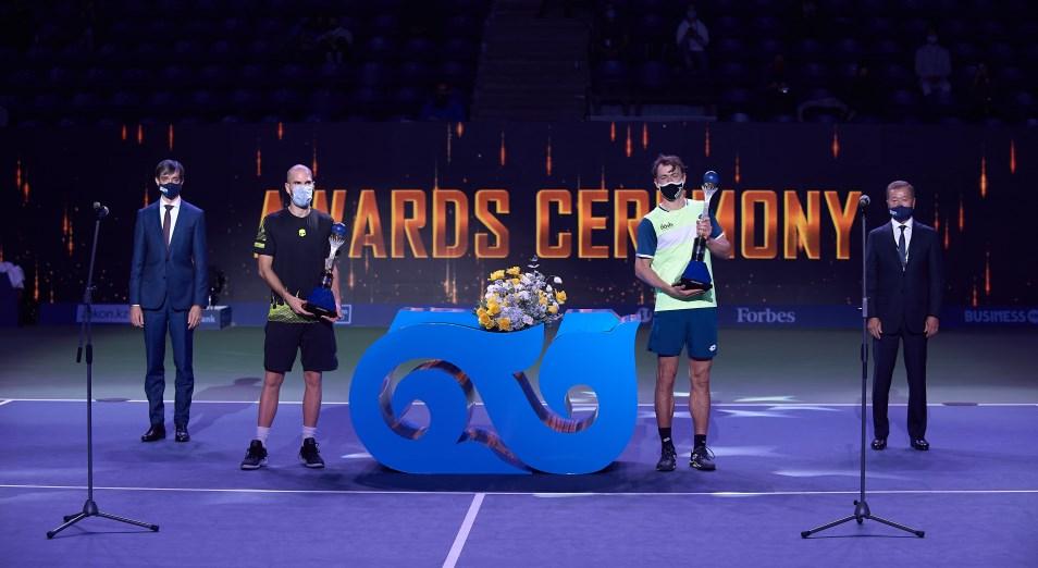 Миллман впервые выиграл турнир серии ATP 250 в Нур-Султане