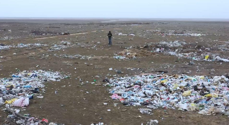 Казахские аулы превратились в мусорные полигоны, о чем жалеет вернувшаяся из Сирии женщина...