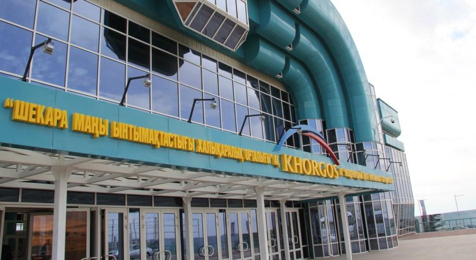 Казахстан и Китай построят на Хоргосе селезащиту, Хоргос, МЦПС «Хоргос», Китай, Казахстан, Сель, селезащита, Плотина, безопасность