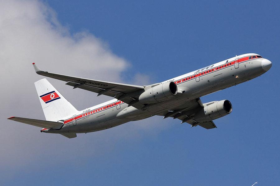 Северная Корея возобновила авиаперевозки в китайский Далянь