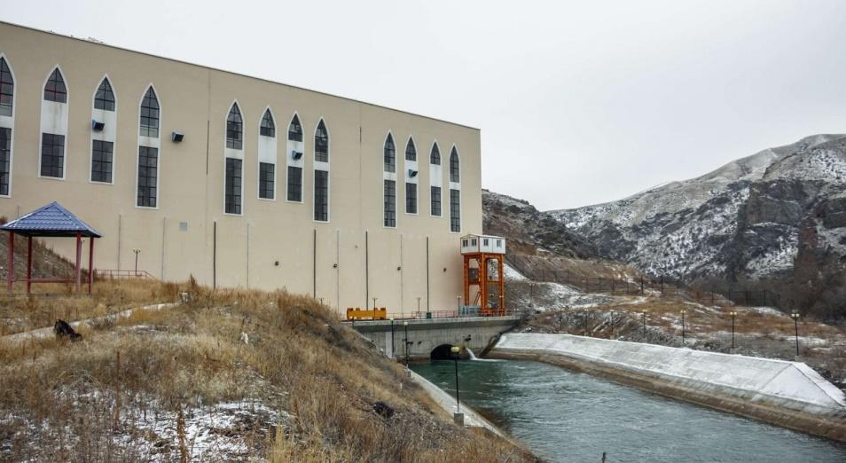 «Самрук-Энерго» досрочно погасил валютный заем Мойнакской ГЭС