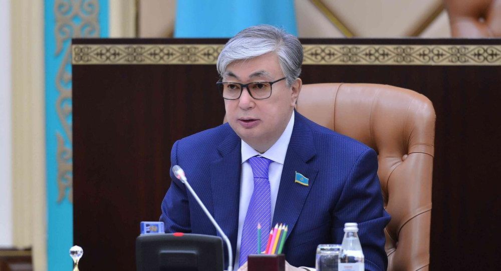 Токаев обещает усилить борьбу с коррупцией