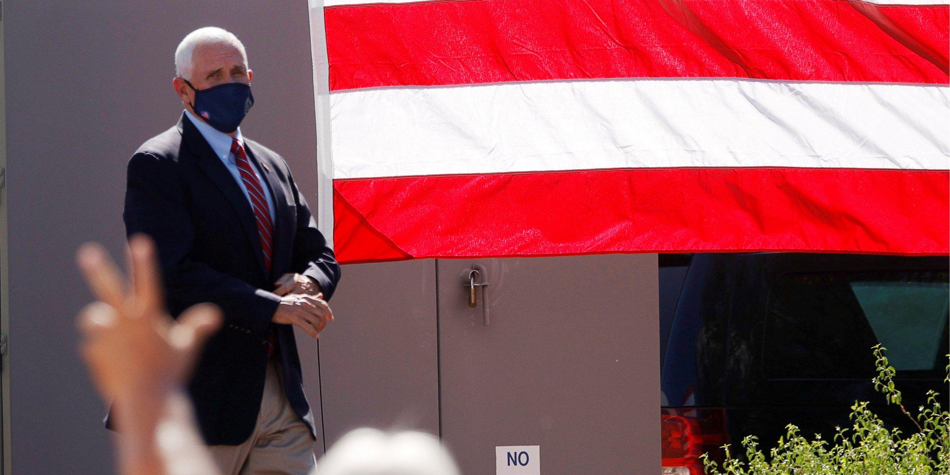 Советник вице-президента США Майкла Пенса заразился коронавирусом