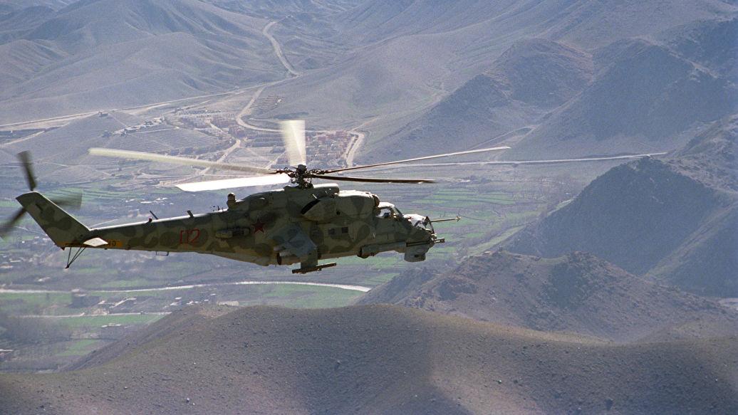 """Афганская армия объявила о ликвидации трех лидеров """"Талибана"""" на западе страны"""