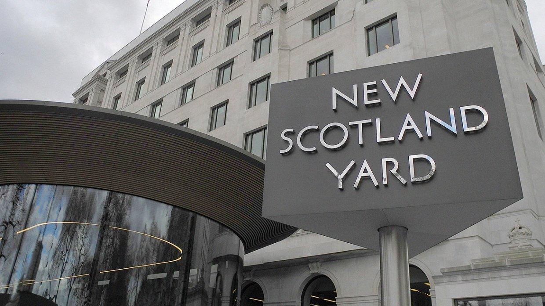 Скотленд-Ярд будет продавать товары со своим логотипом для пополнения бюджета