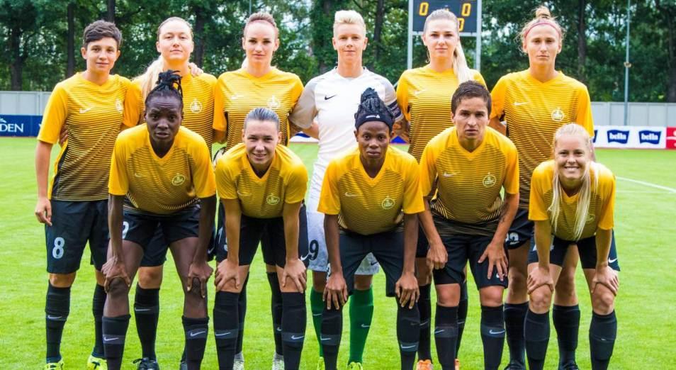 Женская ЛЧ: «БИИК» вновь первый в квалификации