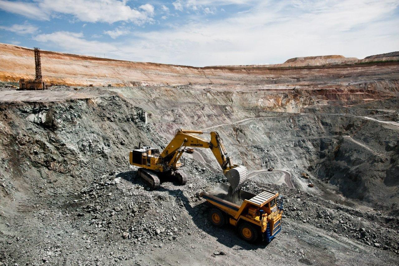 Казахстан нарастил добычу цветных руд на 2,5%