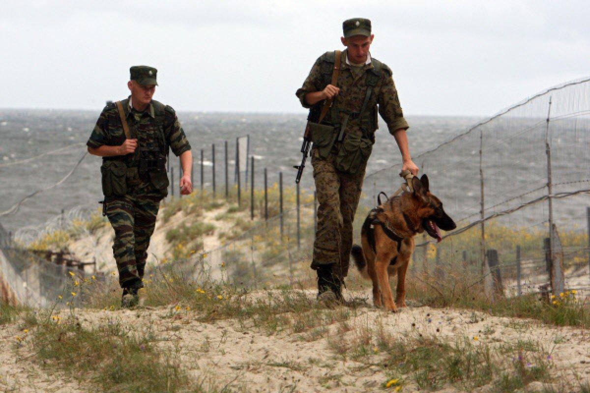 Погранслужба РК в этом году задержала более 40 нарушителей, пытавшихся пересечь границу по чужим документам