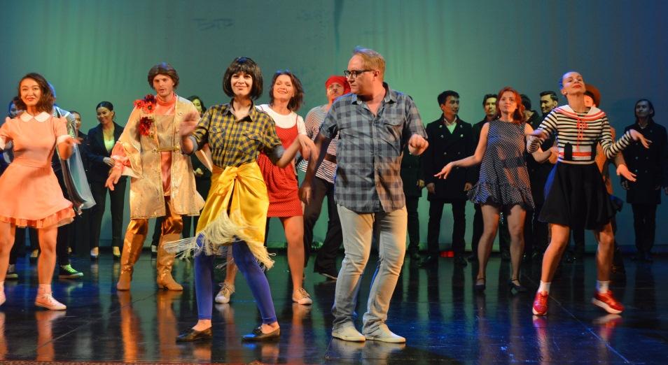 Талгат Теменов: «Это даже не ветер, а буран новых постановок», Samgau, Театр, Фестиваль, Астана